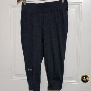 Under urmour pants dark gray